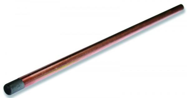 Kohlefaserelektrode 5 Stück ø 10 x 300