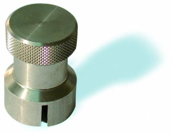 Magnethalter für Wellendraht