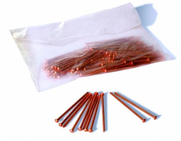Schweißbolzen ø 2,5 x 50 (100 Stck/Pack)