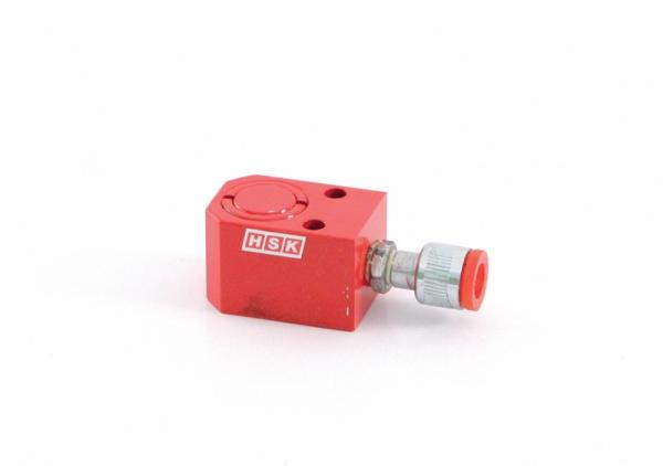 Würfeldruckzylinder 15 mm Hub